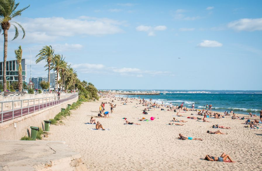Palma Ciudad Playa