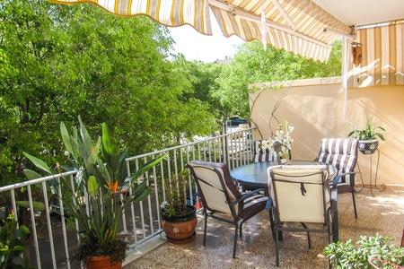 Geräumige Wohnung mit grosser Terrasse in Molinar