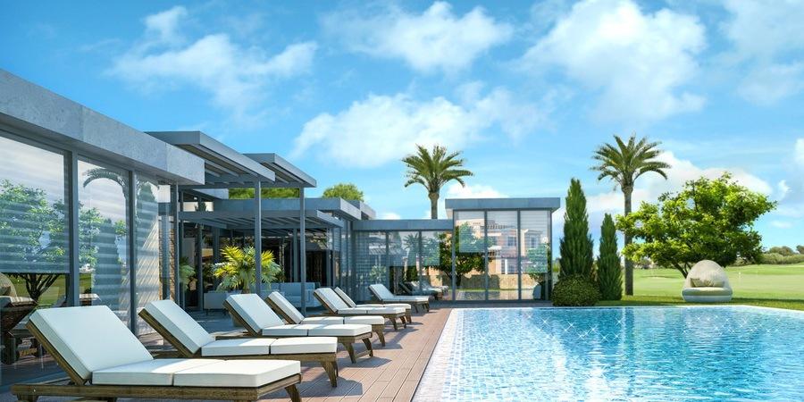 Last unit - Fantastic new house in Santa Ponsa golf course