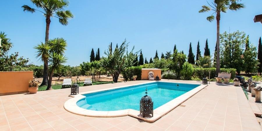 Casa soleada y espaciosa en Santa Eugenia