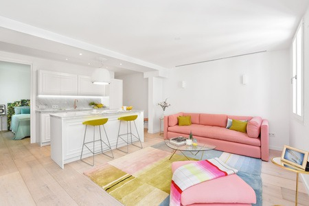 Nyrenoverad och ljus lägenhet i centrala Gamla stan i Palma