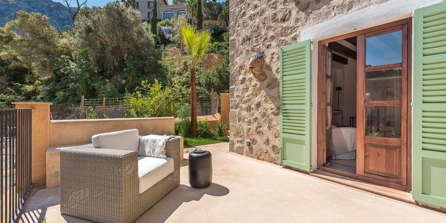 Casa de pueblo con tres dormitorios de máxima calidad en Deià