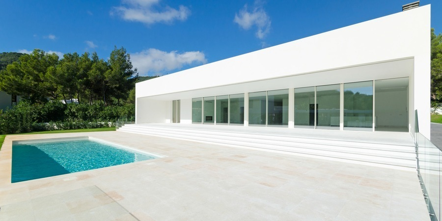 Newly built luxury villa in Son Vida