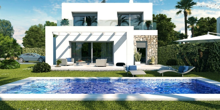 New detached villa project in Sa Rapita
