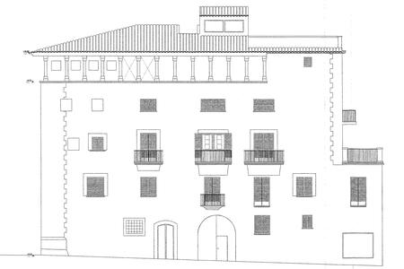 Building for sale on sought after location in Palma Old Town