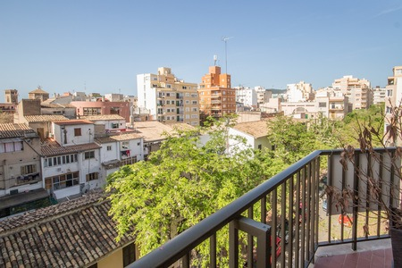 Newly renovated apartment with a terrace in Santa Catalina