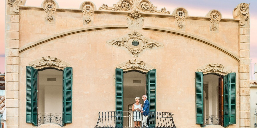 Architektonisches Juwel im Art Nouveau Stil in Santa Catalina