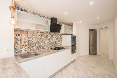 Renovierte geräumige Wohnung mit Terrasse in der Nähe vom Tennisclub in Palma