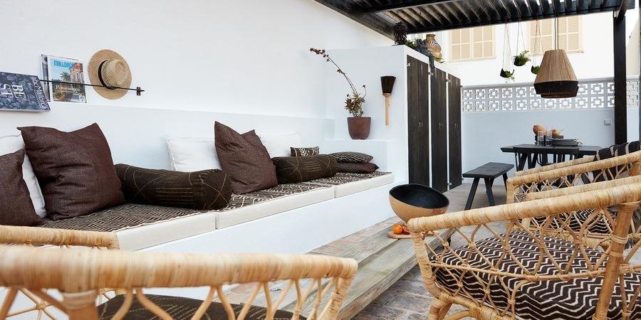 Ático moderno con gran terraza en Santa Catalina