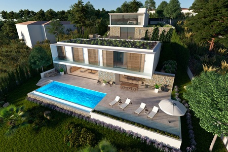 Magnificent modern Mediterranean villa with stunning views in Costa de la Calma