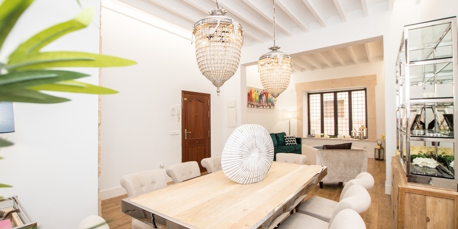 Luxury ground floor apartment in Old Town