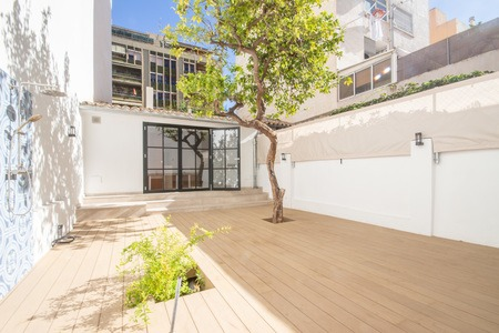 Lovely one floor house with a terrace in Son Espanyolet