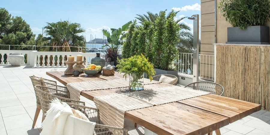 Luxury dream home with character in Palma by the sea