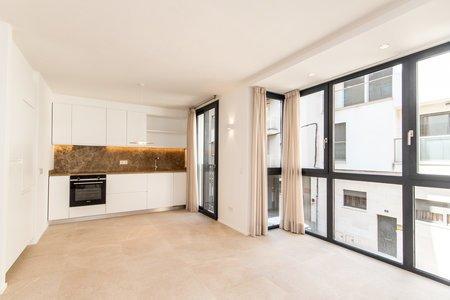 Precioso apartamento de un dormitorio con balcón en Santa Catalina