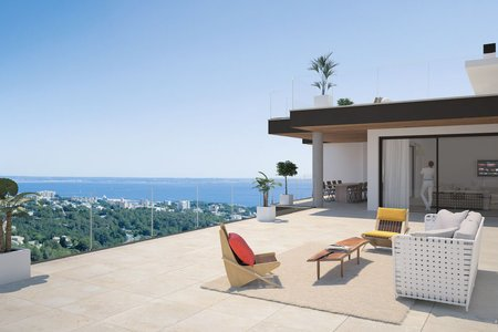 Luxury new development with outstanding sea views in Genova