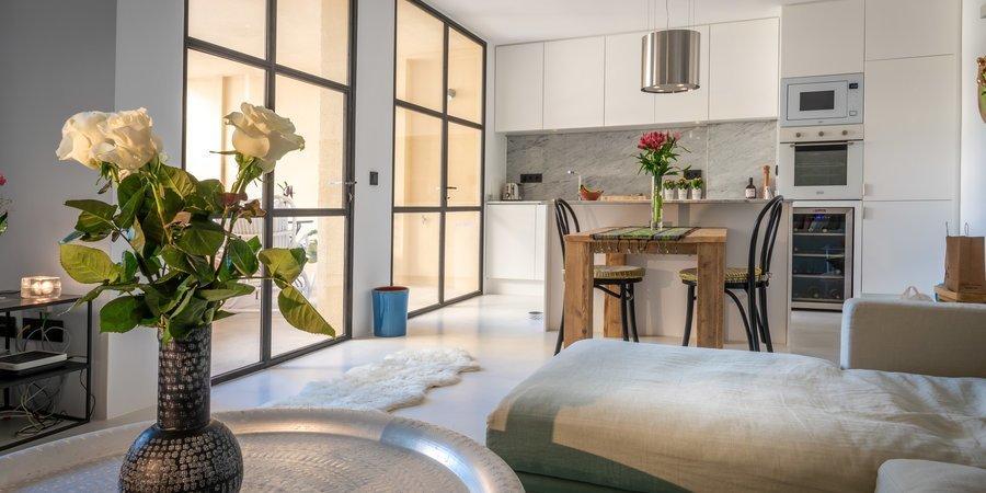 Stilvolles Apartment mit Terrasse in der Nähe des Palma Sports & Tennis Club
