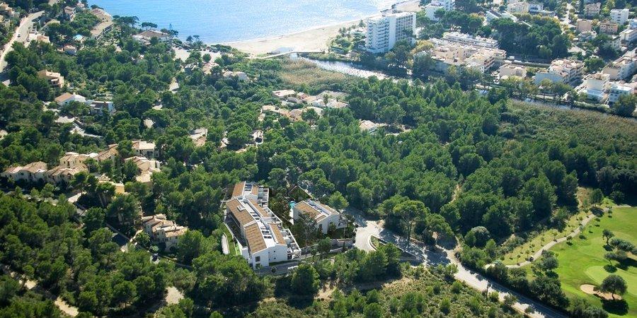 Maravilloso apartamento de tres habitaciones cerca de la playa de Canyamel