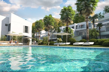 Lovely two-bedroom apartment close to Canyamel Beach