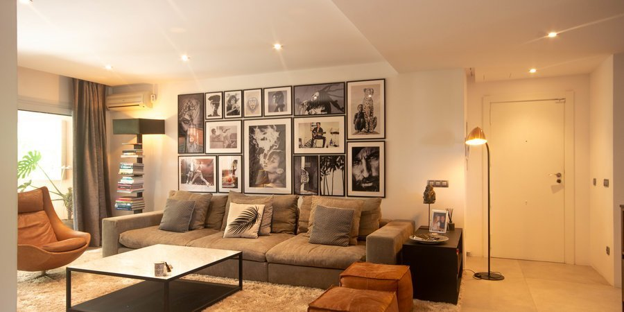 Elegante apartamento reformado con terraza privada en Bendinat