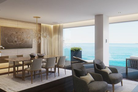 Apartamento de primera categoría en primera línea ubicado en una de las playas más hermosas de Palma