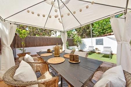 Precioso apartamento en planta baja con terrazas soleadas en San Agustin