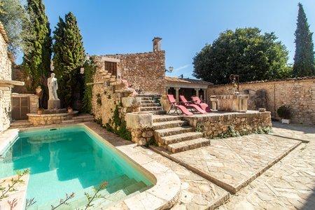 Fabulosa mansión histórica en Lloseta