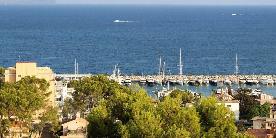 Bonito estudio con vistas al mar en San Agustin