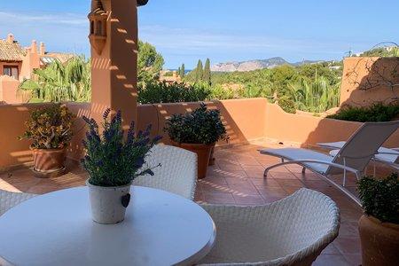 Schönes Duplex-Penthouse im neuen Teil von Santa Ponsa