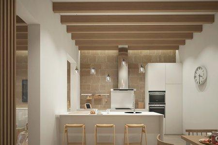 Impresionante y nuevo apartamento en Santa Catalina