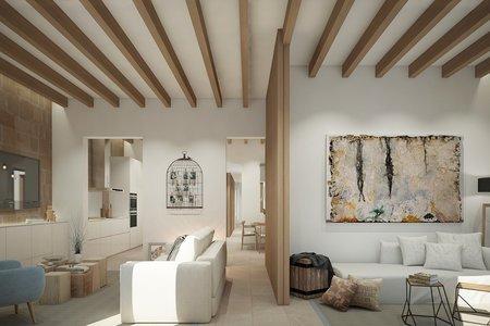 Precioso apartamento nuevo con terraza en la encantadora Santa Catalina