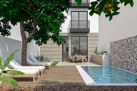 Edificio de apartamentos de alquiler en Santa Catalina - oportunidad de inversión