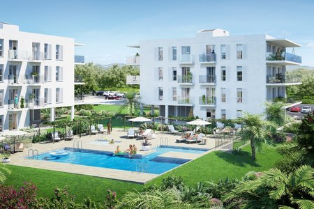 Fantástico apartamento de nueva construcción con dos dormitorios en Cala d'Or