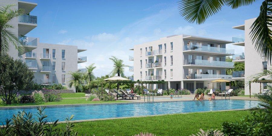 Wunderbare Wohnung im Erdgeschoss mit Garten in Cala d'Or