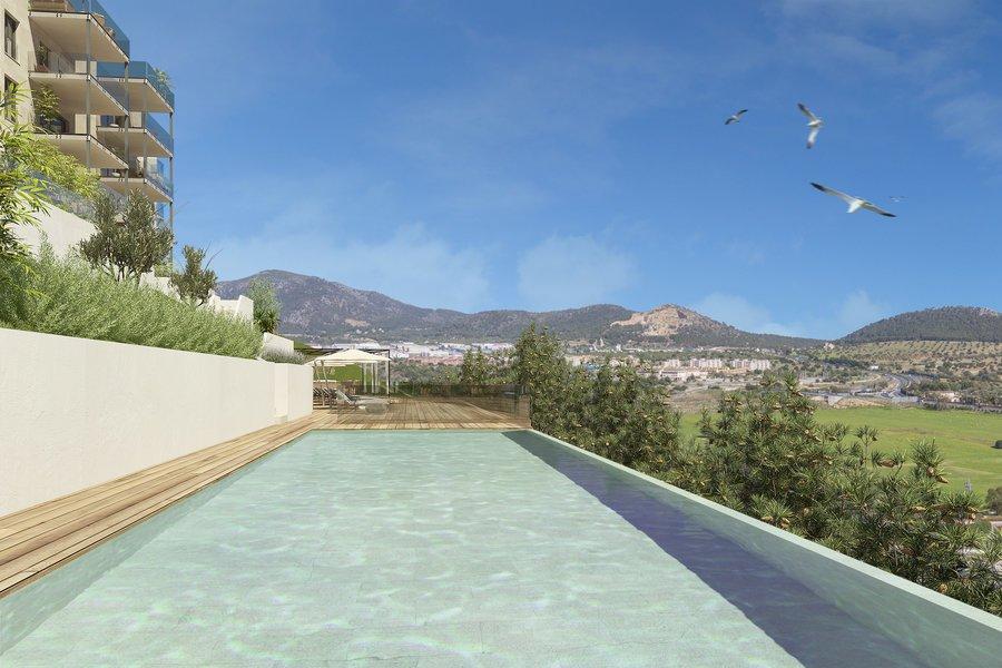 Santa Ponsa, Southwest: Comfortable family apartment with ...