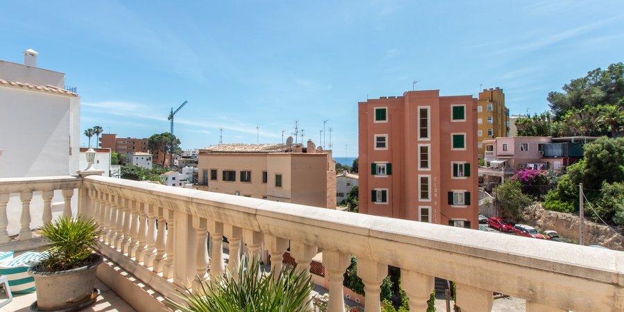 Moderne Wohnung in Cala Mayor