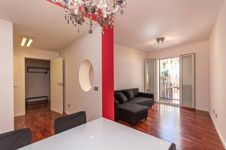 Apartamento reformado en la famosa calle Sindicat de Palma