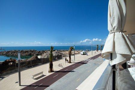 Schönes Apartment mit atemberaubender Aussicht in Portixol