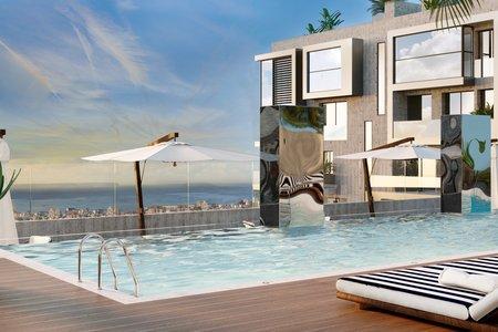 Penthouse der Superlative mit Meerblick in der Nähe von Portixol