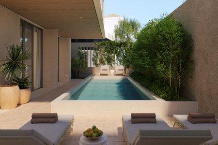 Nuevo apartamento de dos dormitorios con terraza en Son Armadams