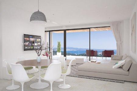 Precioso apartamento dúplex con impresionantes vistas en Génova