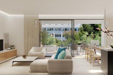 Apartamento en planta baja con dos dormitorios en Son Armadams