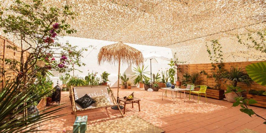 Excepcional vivienda pasiva con extraordinaria terraza en Santa Catalina